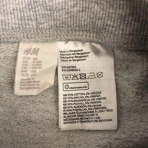 H&M Matching Sets - H&M Sweater + Sweat Pants